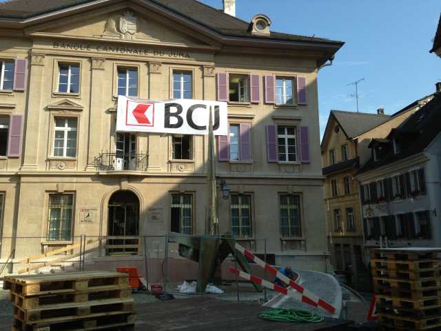 Carottage BCJ / Porrentruy